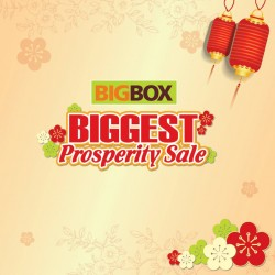 Big Box: Biggest Prosperity Sale
