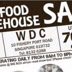 Pan Ocean Singapore: Seafood Warehouse Sale Up to 70% OFF