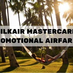 SilkAir: MasterCard Promotional Fares for Two to Go