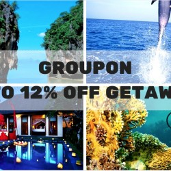 Groupon: Up to 12% OFF Selected Travel Deals