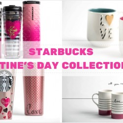 Starbucks: Valentine's Day Collection 2016