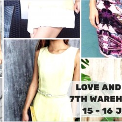 Love and Bravery: 7th Warehouse Sale - Items Starting from $12