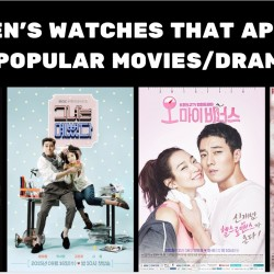 11 Women's Watches that Appeared on Popular Movies and Dramas