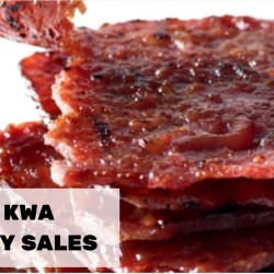 Bak Kwa Factory Sales
