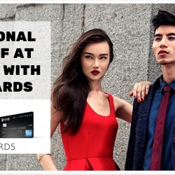 UOB: Additional 20% OFF at Zalora