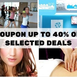 Groupon: Up to 40% OFF Selected Deals