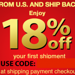 comGateway: 18% OFF Your First Shipment from U.S.