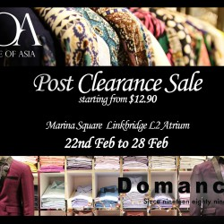 Domanchi/People of Asia: Post Clearance Sale Starting from $12.90