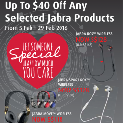 Best Denki: Up to 30% OFF Selected Jabra Products
