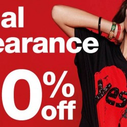 Desigual: Final Clearance with All Items at 50% OFF