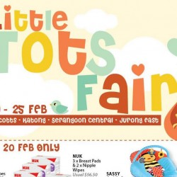 Isetan: Little Tots Fair