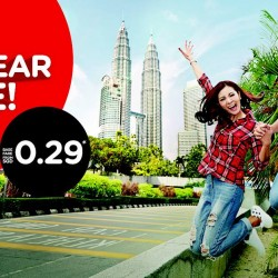 AirAsia: Leap Year Sale - Base Fare from $0.29