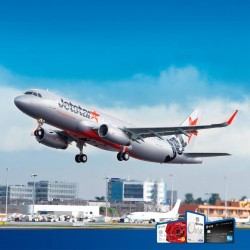 UOB: Receive a Jetstar Asia S$50 e-Voucher with just 4,000 UNI$