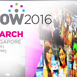 Suntec Singapore: IT Show 2016