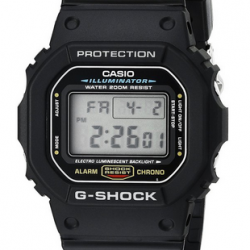 Amazon: Casio G-Shock DW5600E-1V Men's Watch
