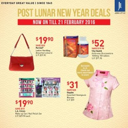 John Little: Post Lunar New Year Deals