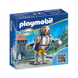 Amazon: PLAYMOBIL Super 4 Royal Guard Sir Ulf Figure Building Kit