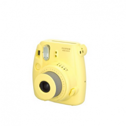 Amazon: Fujifilm Instax Mini 8 Instant Film Camera (Yellow)