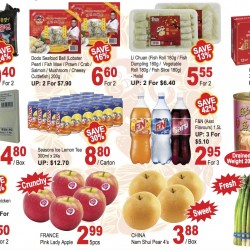 Sheng Siong: CNY 1-Day Promotions