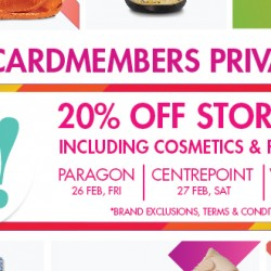 Metro: Private Sale for Members 20% OFF Storewide