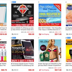Qoo10: Save up to 70% + Free Shipping on Meow's and Woof's hot picks