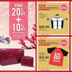 OG: CNY Promotions & Coupons + 10% Rebate Voucher