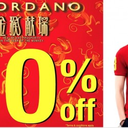 Giordano: Atrium Sales Up to 70% OFF at OG Albert
