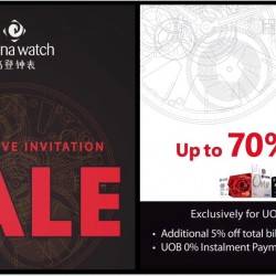 Cortina Watch: Sale Up to 70% OFF