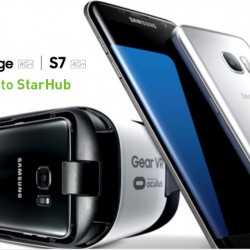 StarHub: Register Interest for Samsung Galaxy S7 and S7 edge & Get a FREE Gear VR worth $148