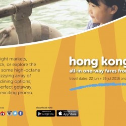 Tigerair: All-in One-way Fares to Hong Kong from $79