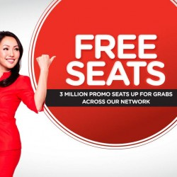 AirAsia: 3 Million FREE Seats to Phuket, Bangkok, Langkawi and more
