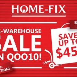 Home-Fix: Save up to $450 at Home-Fix's Pre-Warehouse Sale