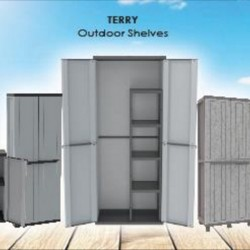 Home-Fix Singapore: Terry outdoor cabinets on Sale
