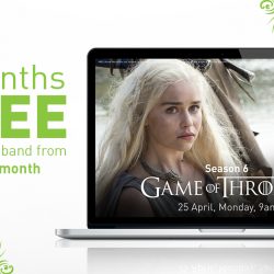 StarHub: Enjoy FREE 6 months of Fibre Broadband subscription from $29.93/month