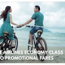 Singapore Airlines: Airfare Promotion - Economy Class Two-To-Go Fare Deals
