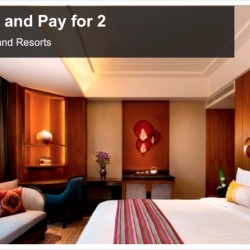 American Express: Stay 3 Nights and Pay for 2 at Shangri-La Hotels & Resorts in March