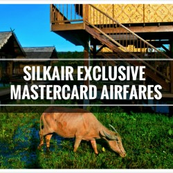 SilkAir: Exclusive MasterCard All-in Return Airfares from $199
