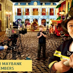 KidZania Singapore: 10% OFF Ticket Prices for Maybank Cardmembers
