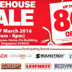 Home-Fix: Warehouse Sale Up to 80% OFF