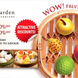 Peach Garden at Hotel Miramar: All Day Dim Sum Promotion Up to 40% OFF