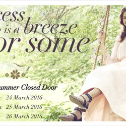 Robinsons: Spring Summer Closed Door Sale Up to 50% OFF