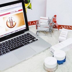 Clarins: online exclusive deals, free next day delivery and redeem 3 free samples with any purchase