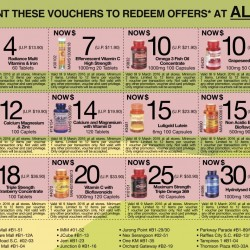 Holland & Barrett: 3 for the Price of 2 and Coupon Promotions