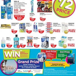 Watsons Singapore: Grab all you beauty, health and wellness essentials at up to 50% OFF!