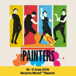 SISTIC Singapore: The Painters: HERO Ticket Promotion --- 15% OFF with MasterCard