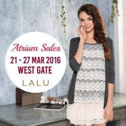 LALU: ATRIUM SALES @ West Gate