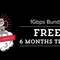 EpiCentre Singapore: IT Show 2016 Promotion -- Free 6months 1Gbps trial with ViewQwest