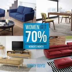 Picket & Rail: LIVINGROOMSALE --- up to 70% OFF