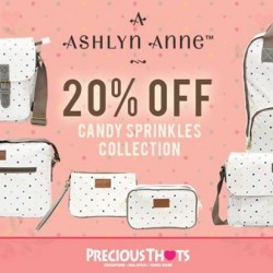 Precious Thots: Ashlyn Anne Candy Sprinkles Collection Promotion --- 20% OFF