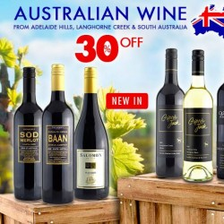 The Oaks Cellars: NEW INAUSTRALIAN WINE @ 30% OFF